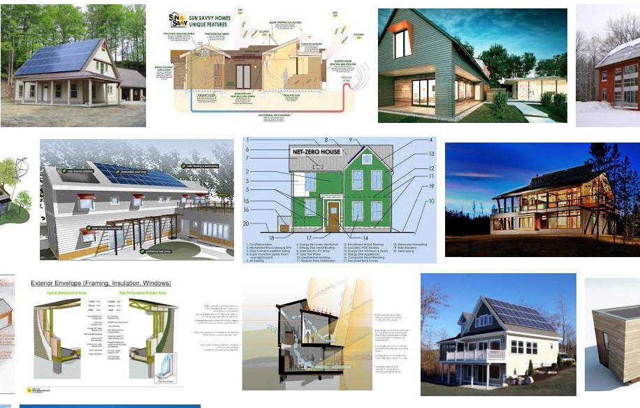 Net Zero Home Design net zero energy home vandemusser design north carolina rafter tail thermal bridge Net Zero Doesnt Have To Be Ugly