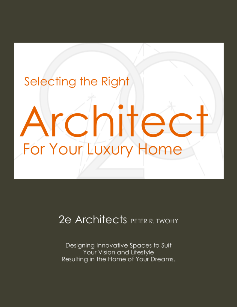 2e Architects guidebook for finding the best architect in the Greater Baltimore Area