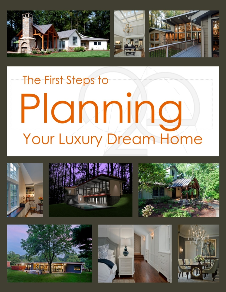 Cover for Latest Guidebook to Planning Your Dream Home